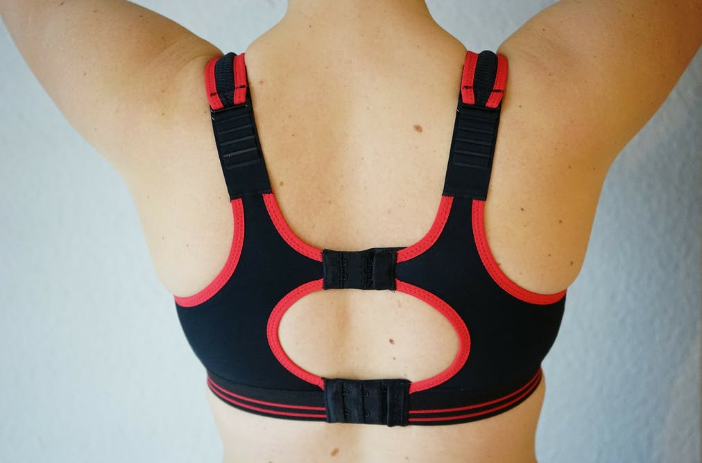 113f8b231b778 How the science of sports bras keeps women with larger breasts in the  running