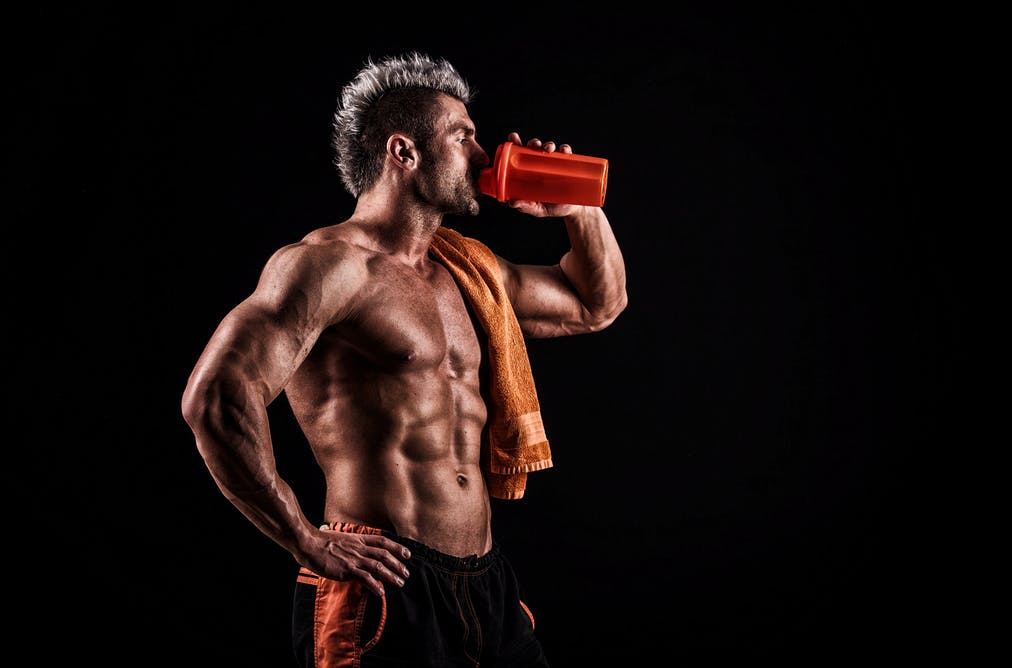 What's the best source of protein for building muscle – meat