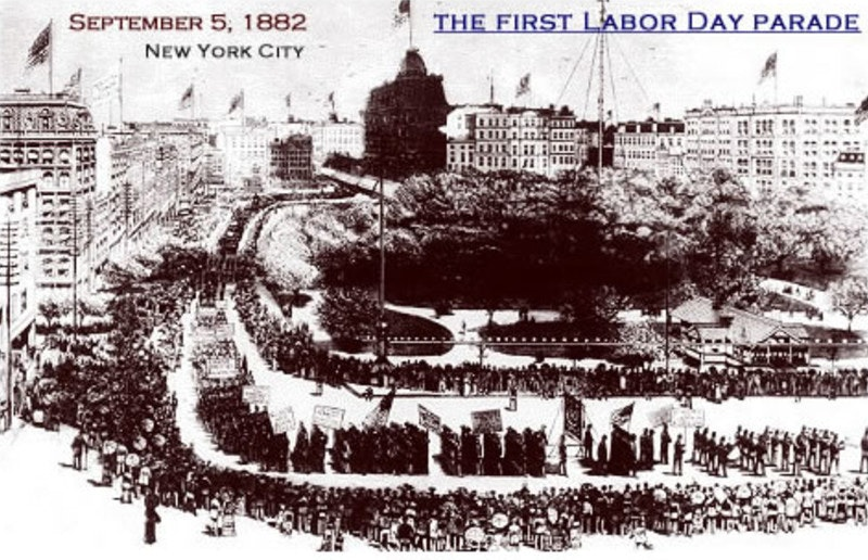 image regarding Closed Labor Day Printable Sign titled Incorporate we ignored the real indicating of Labor Working day?