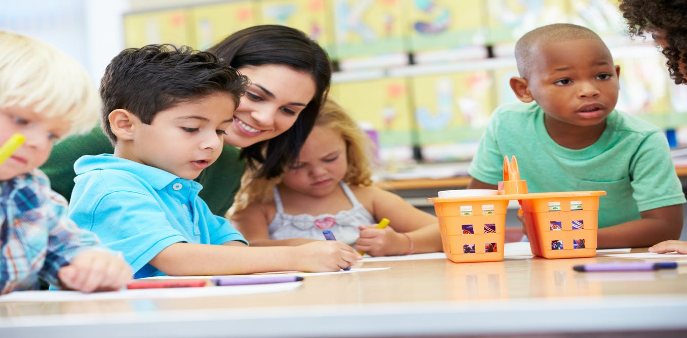 does your child have to go to preschool time for australia to provide preschool education for all 397