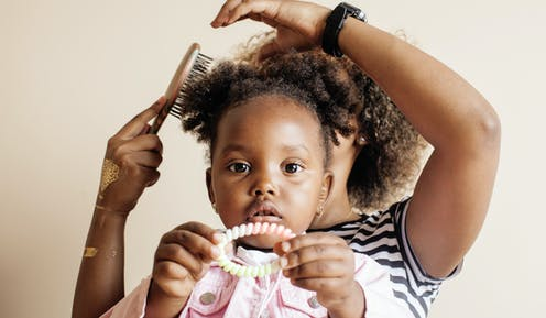 For African American Families A Daily Task To Combat Negative