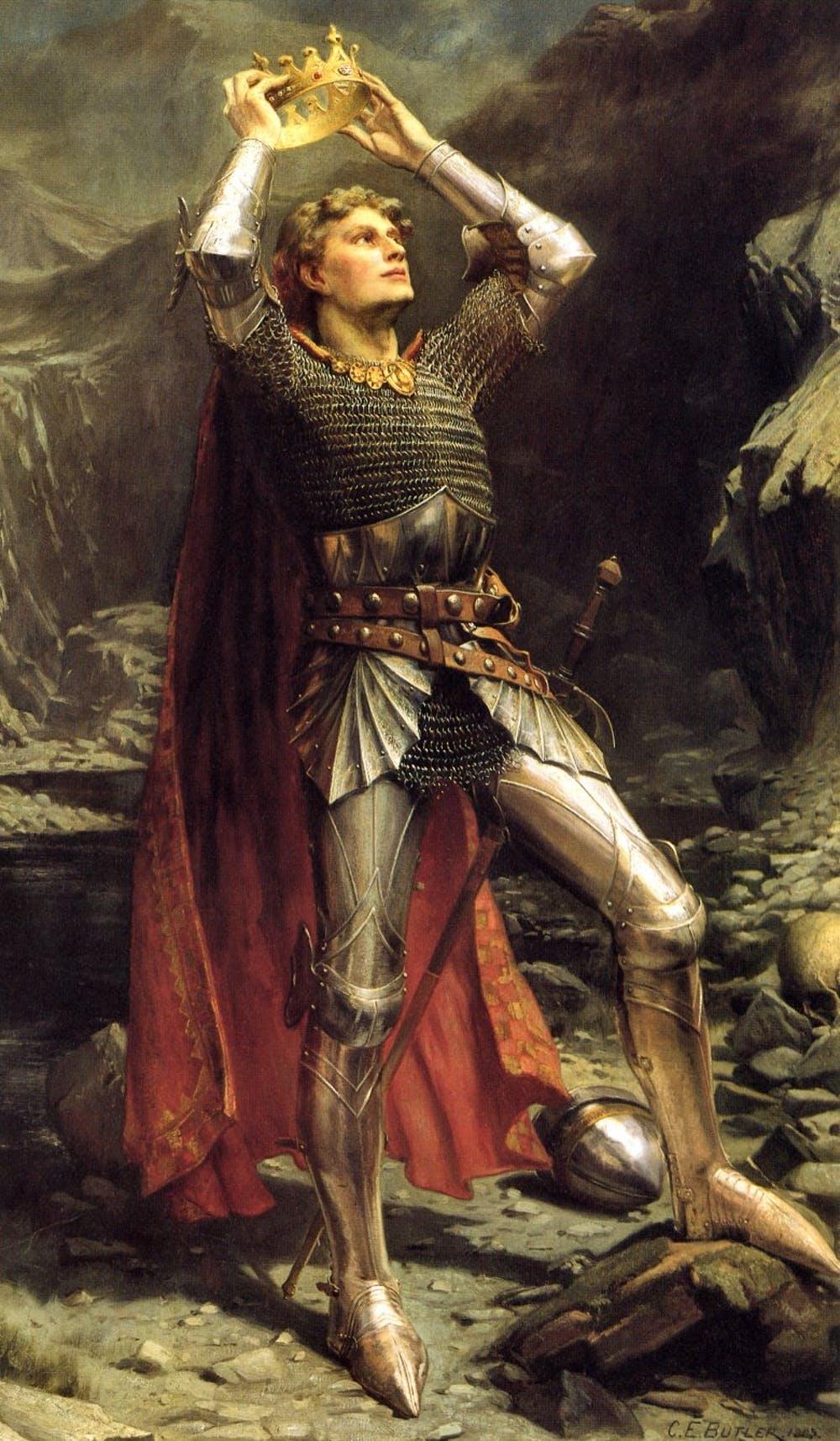 Guide to the classics: the Arthurian legend