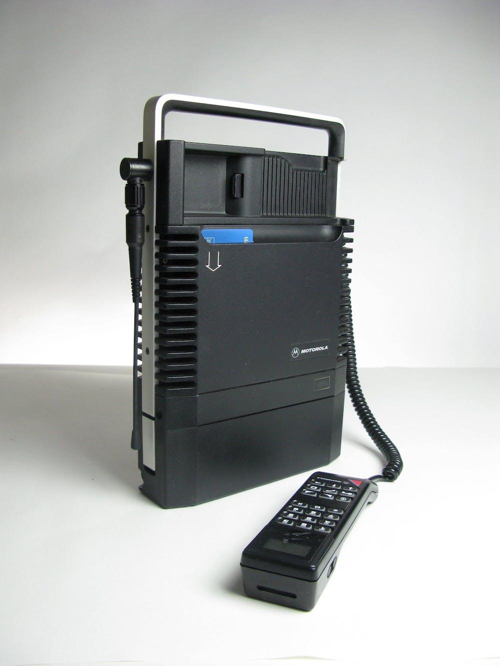 best loved 24634 5b109 Briefcase phones, bracelet radios and other obsolete design gems