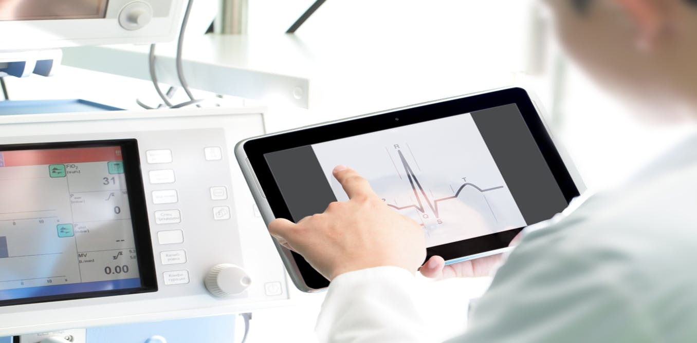 How can doctors use technology to help them diagnose?