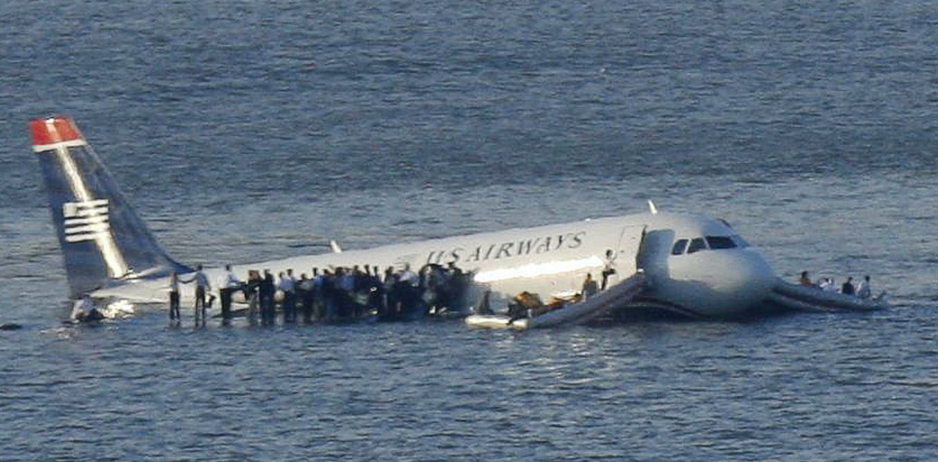 Why the 'Miracle on the Hudson' in the new movie Sully was no crash
