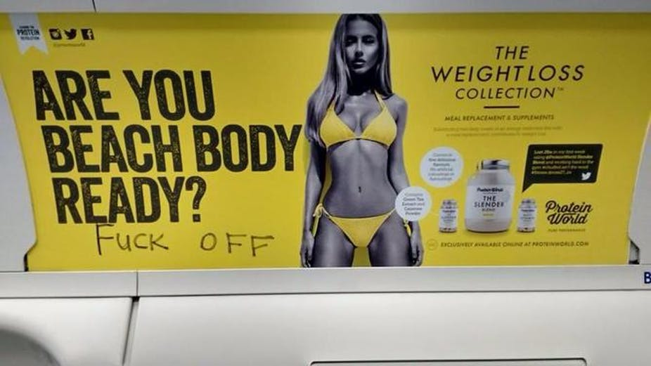 4f7b22618d0 Women s idealised bodies have changed dramatically over time – but are  standards becoming more unattainable