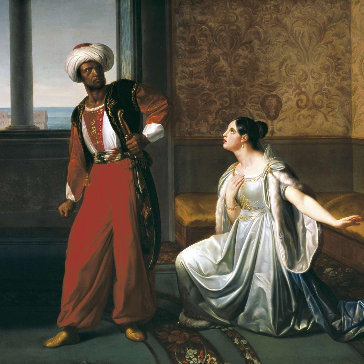 Othello Desdemona