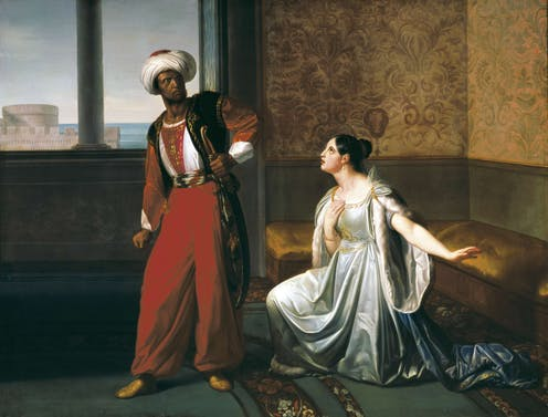 gender stereotypes in othello