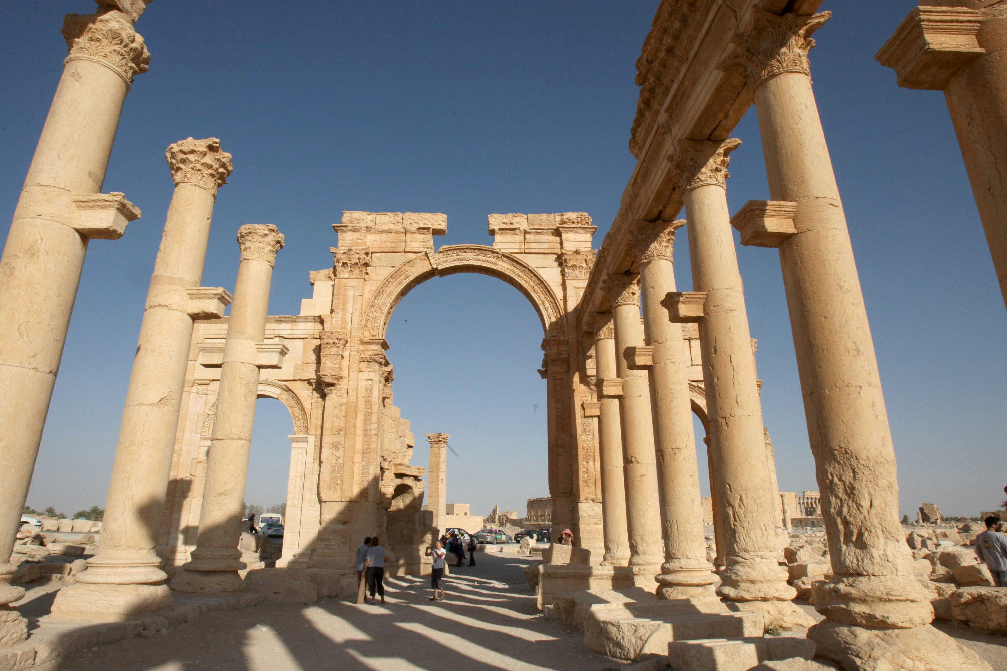 Syria Always Beautiful Can Tourism Be A Force For Peace
