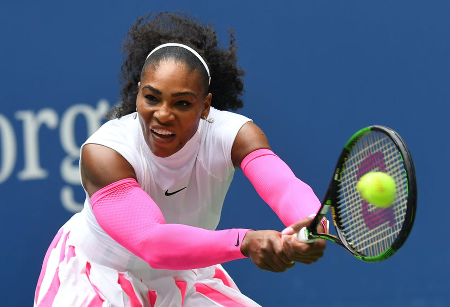 Just how great a tennis player is Serena Williams?