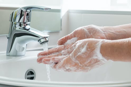 Image result for Wash/Sanitise your hands frequently