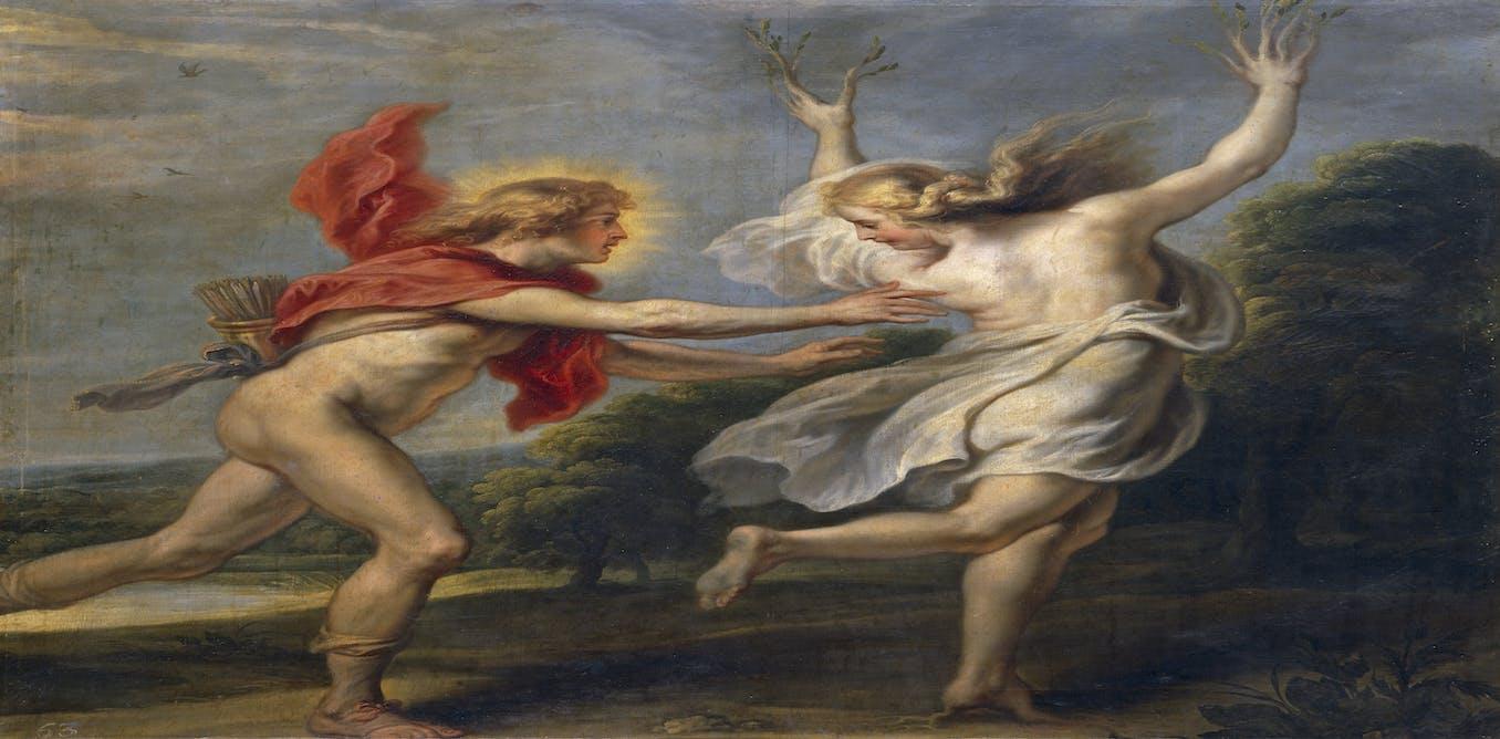 guide to the classics  ovid u0026 39 s metamorphoses and reading rape