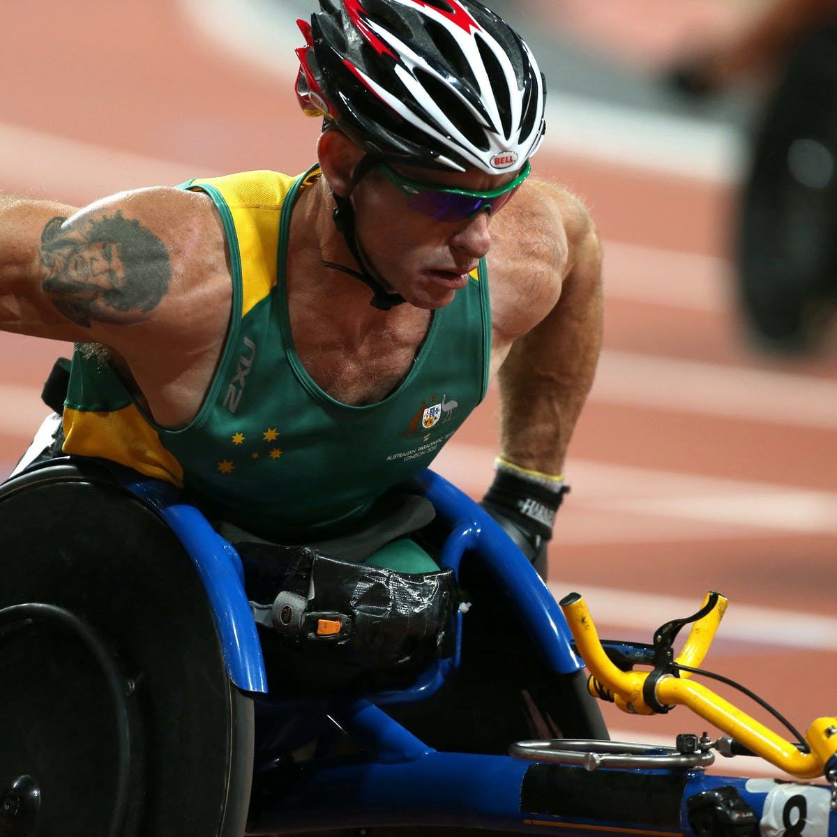 First person: how the Paralympics changed my life
