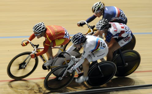 Riding smart: how AI gives Olympic track cyclists an edge