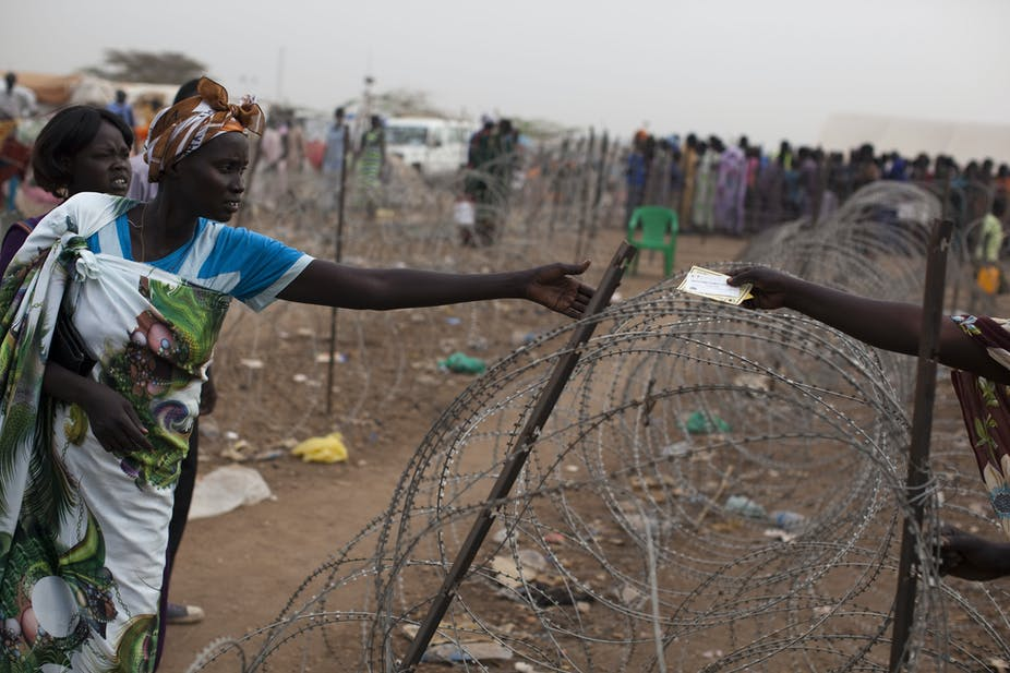 South Sudan won't find peace as long as its women are