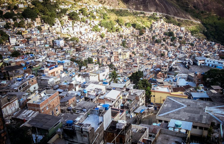 Grotesque Spectacle – Rio Has a Long Way To Go To Become More Accessible