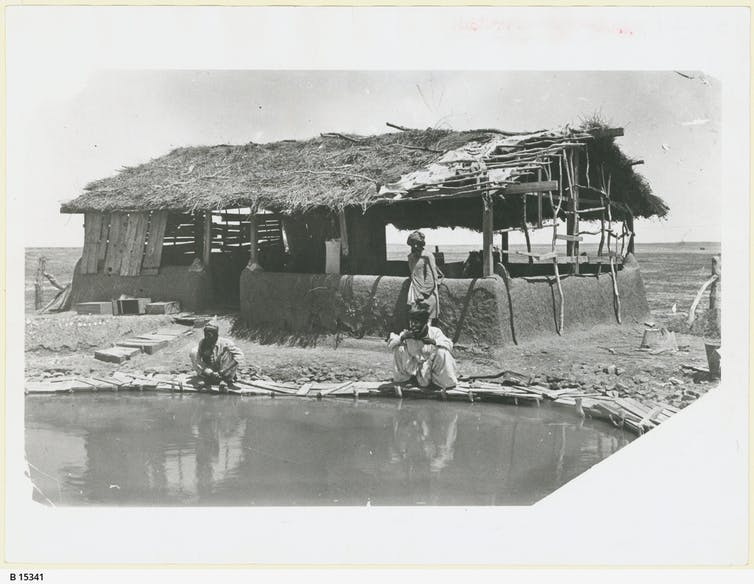 friday essay the n mosque the mosque at marree 1884 state library of south commons