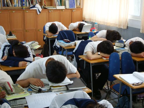 Scientists Say Teens Need More Sleep >> Why Teen Brains Need A Later School Start Time