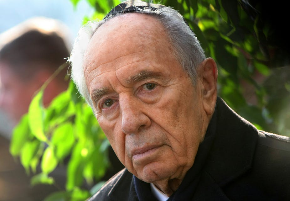 Shimon Peres And The Legacy Of The Oslo Accords