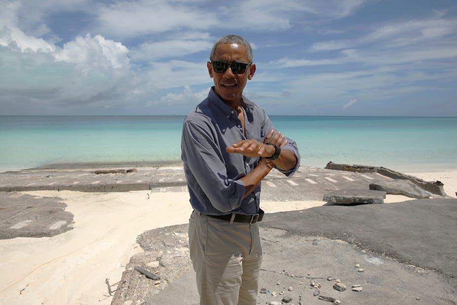 b9fe5ab380722d President Barack Obama tours Papahanaumokuakea Marine National Monument on  Midway Atoll, U.S. Jonathan Ernst/Reuters