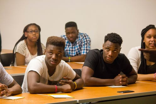 Minority Students Still Missing Out On >> What It Means To Be Black In The American Educational System