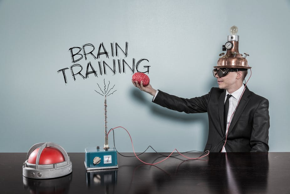 Billion Dollar Brain Training Industry >> Brain Training Why It S No Walk In The Park