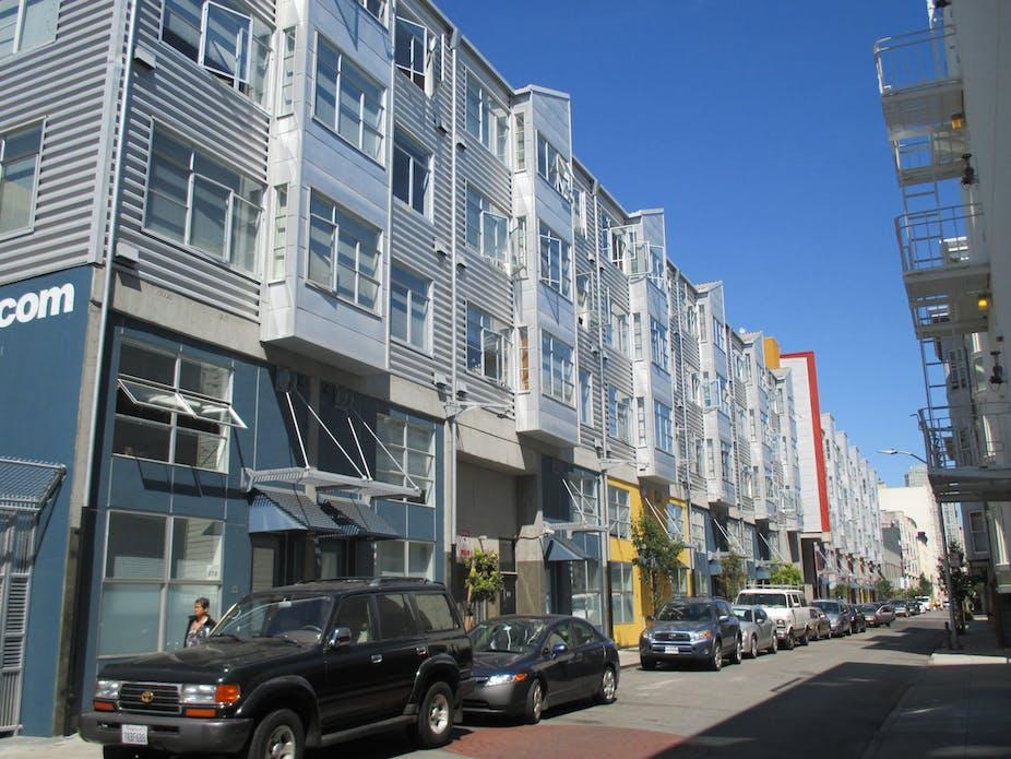 Reinventing density bridging the live work divide for Live work san francisco