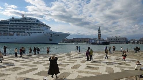 Cruise Lines Promise Big Payouts But The Tourist Money Stays At Sea