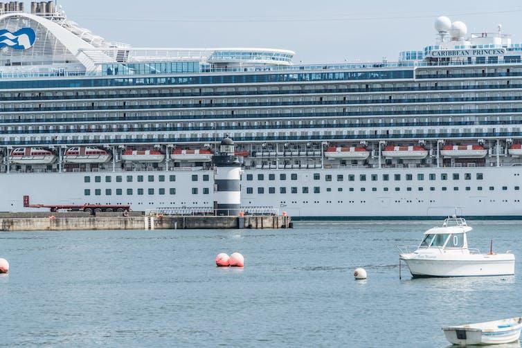 A Ship That Divides