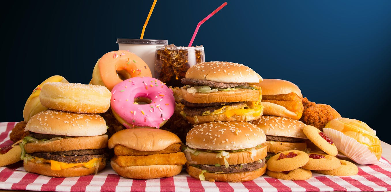 Trimming The Excess How Cutting Down On Junk Food Could