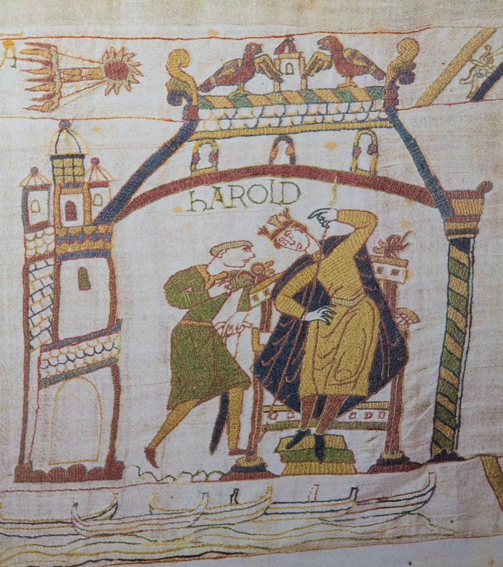 King Harold the Great: what might have been if the English