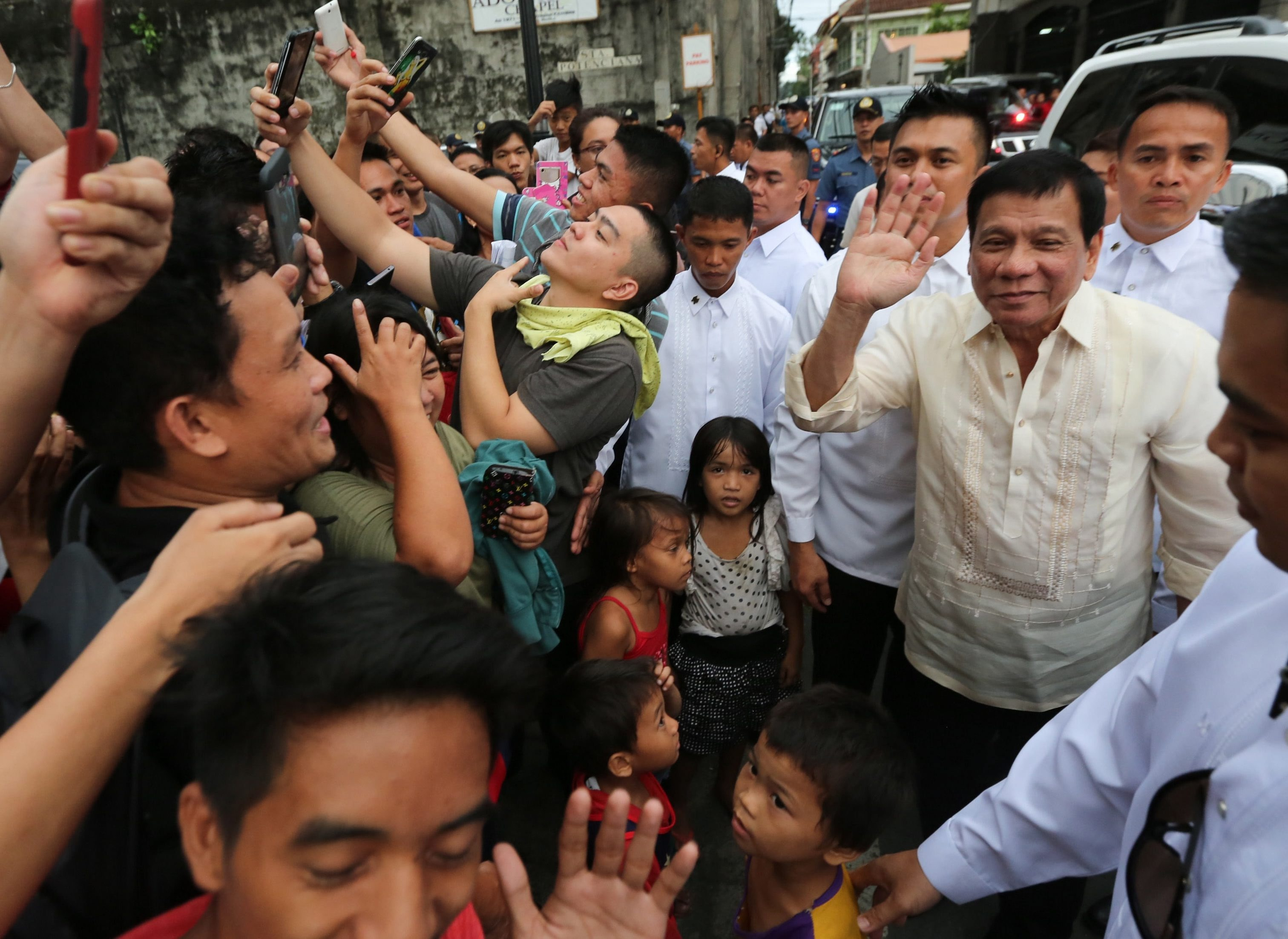 celebrity influence on political campaigns in the philippines