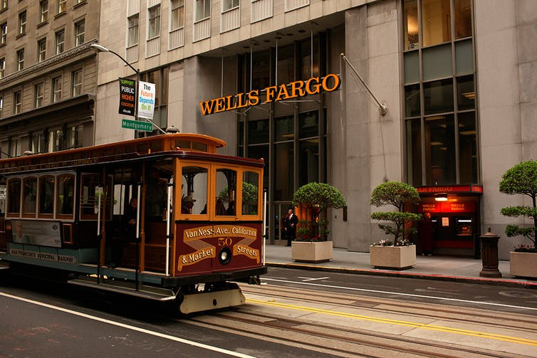 Wells Fargo roubar dinheiro de contas