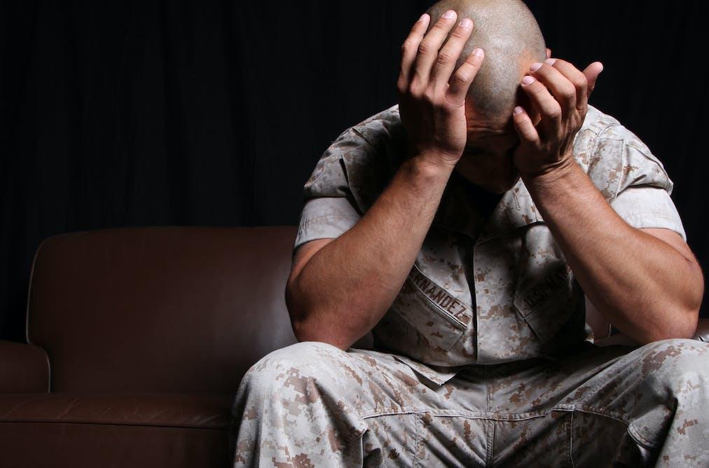 ptsd stigma in military personnel