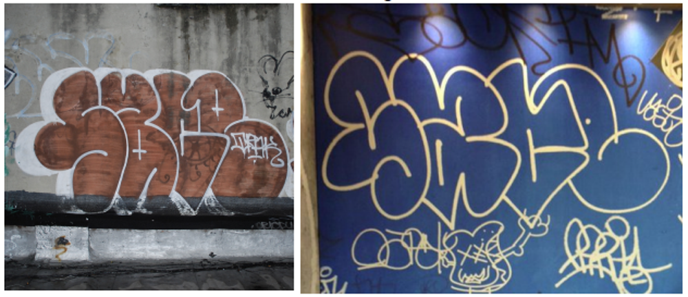 McDonald's accused of copying graffiti logo – here's why we should protect street artists' original tags