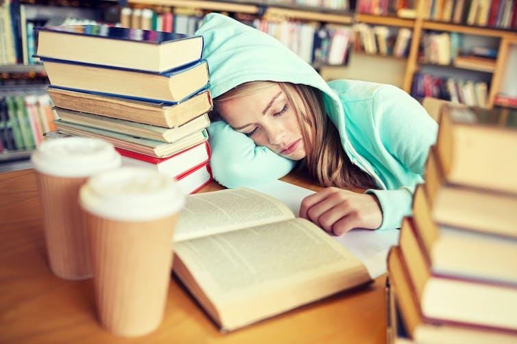 Lack of sleep study