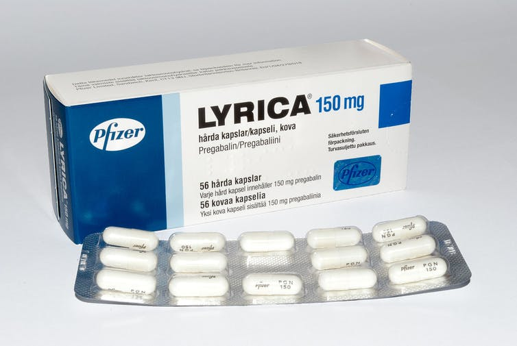 Grandmother's little helper – a new drug problem emerges