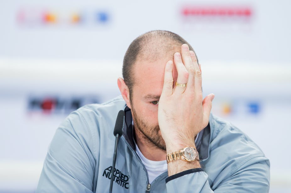 leaving tyson fury to recover from mental health issues will test