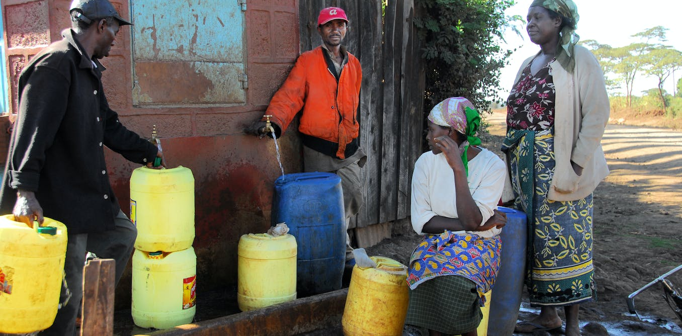 Public, not private, money needed to plug Africa's water and sanitation gaps