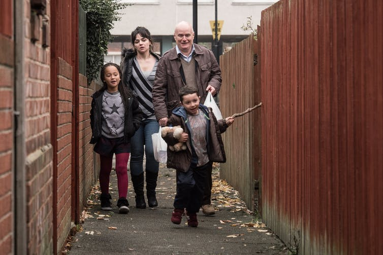 I Daniel Blake Ken Loach Tells Britain It S Time To Kick The Political Door In