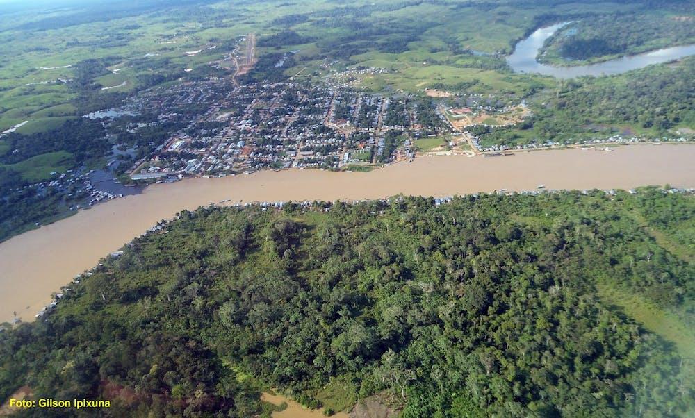 8b0e77ca9b6e1 Deep in the Amazon jungle, Brazil's 'hidden cities' are in crisis