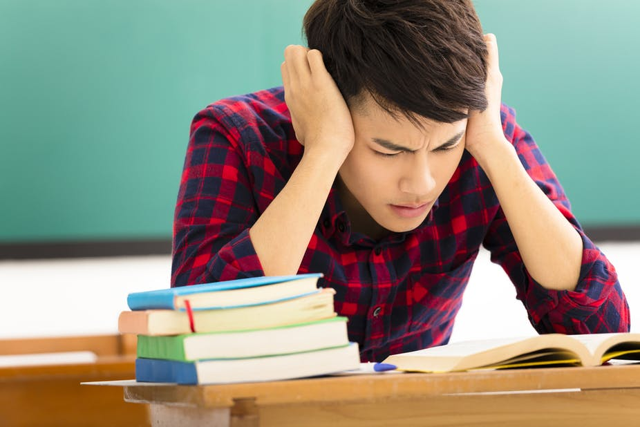 Student Stress Is Educations Overlooked >> What Causes Mind Blanks During Exams
