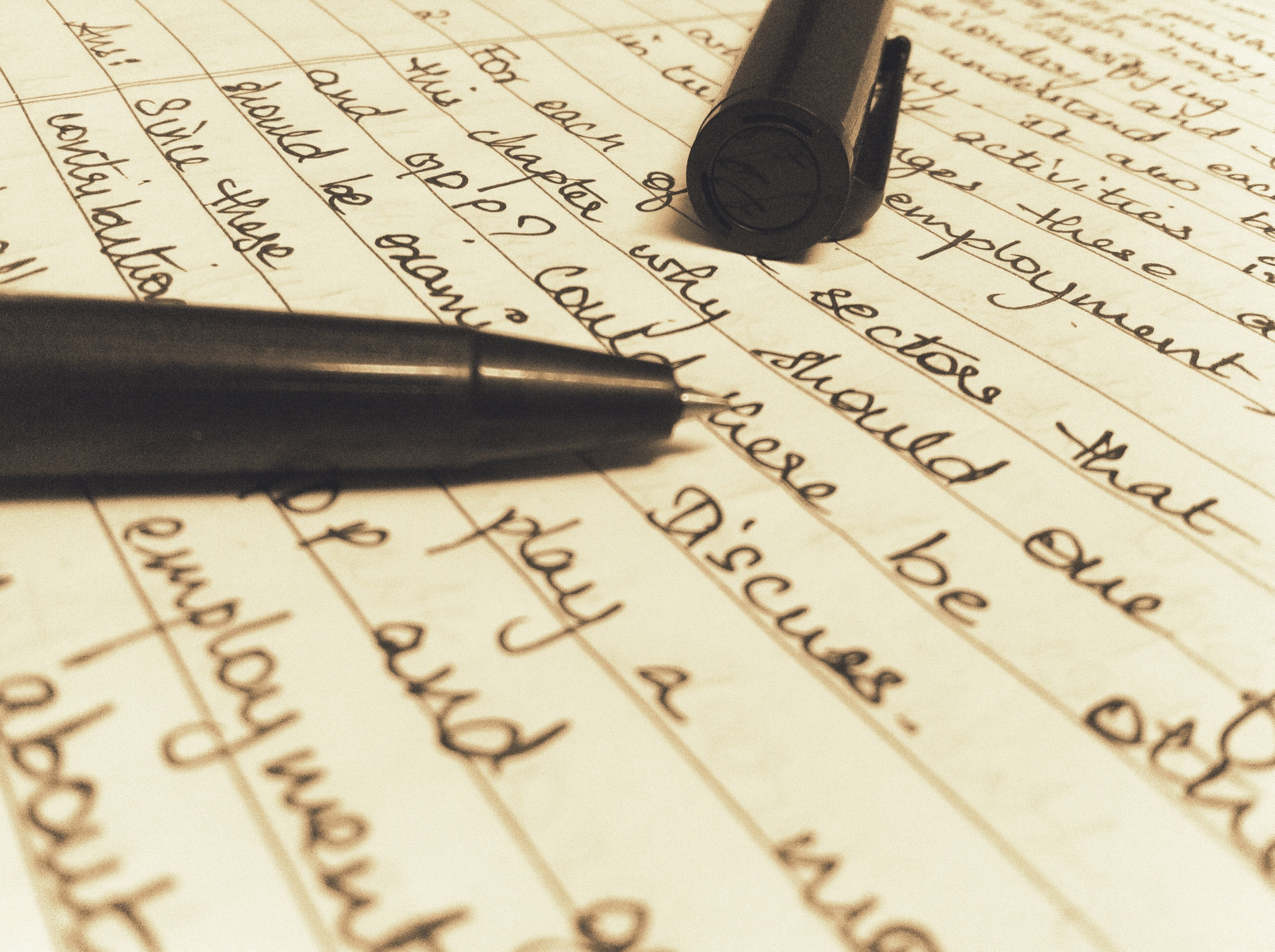 Crimes of grammar and other writing misdemeanours