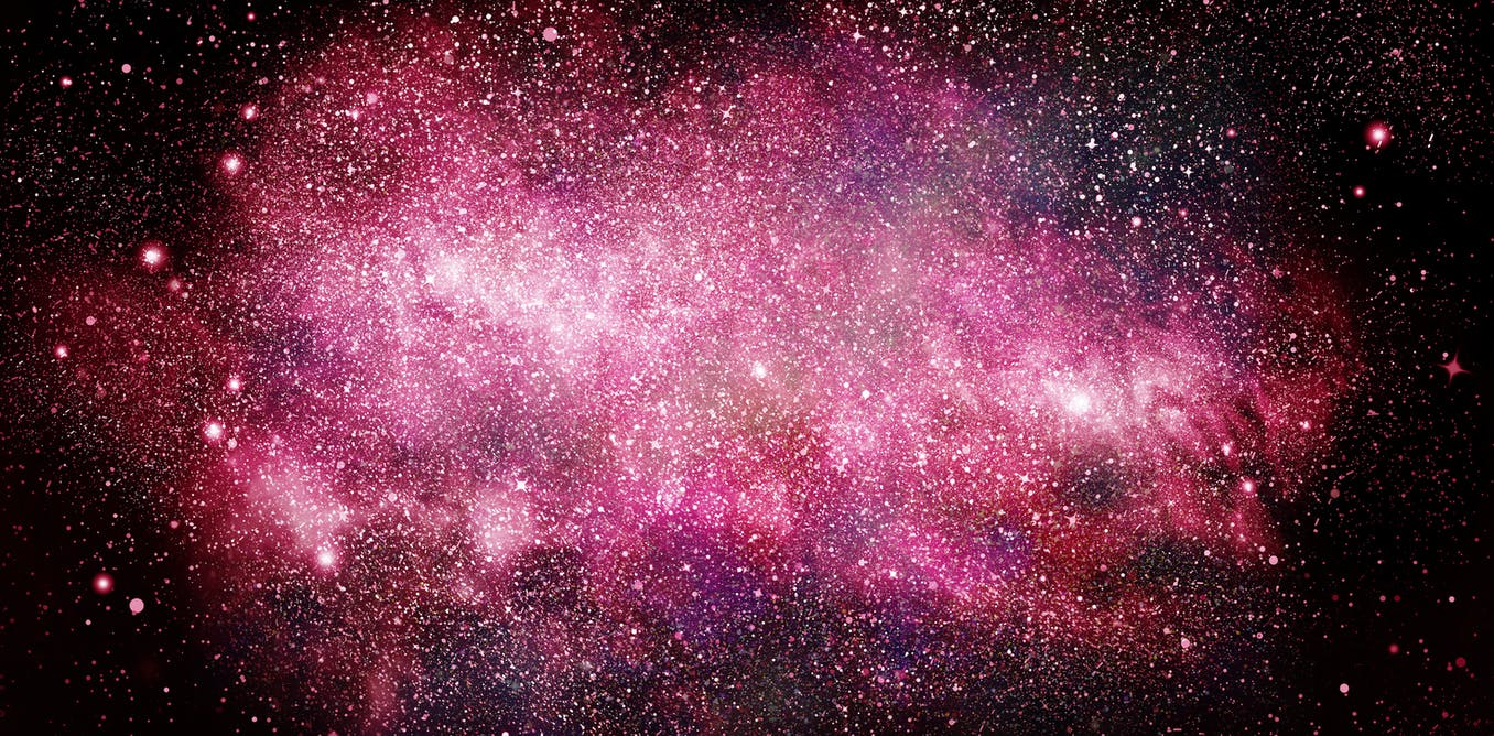 relax the expansion of the universe is still accelerating