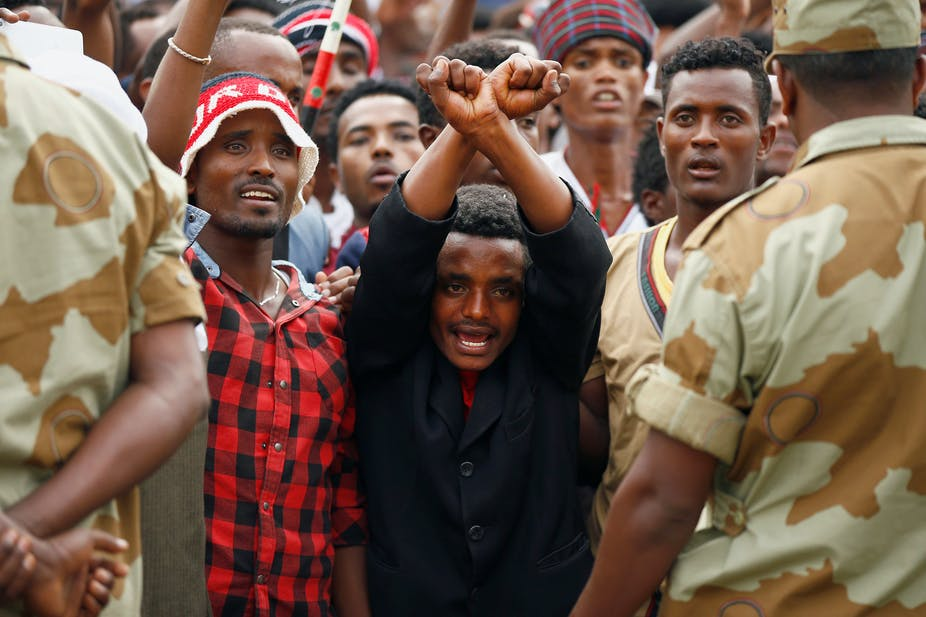 Ethiopia's state of emergency: both sides are determined to