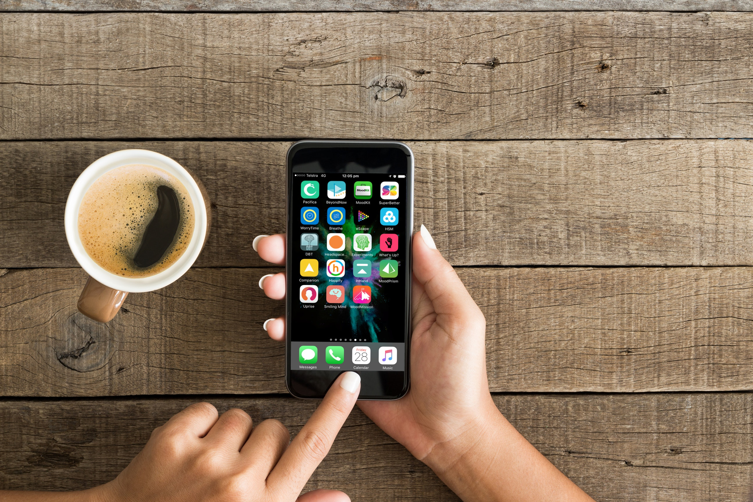 How to find a good app for mental health