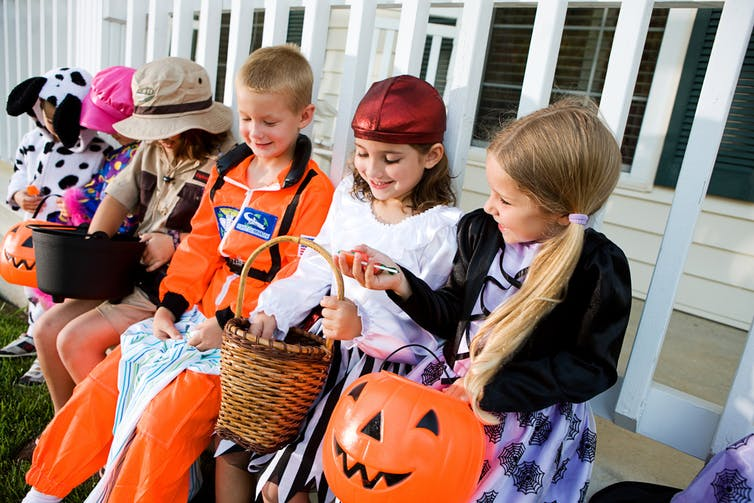 How to get the most candy on Halloween (without resorting to ...