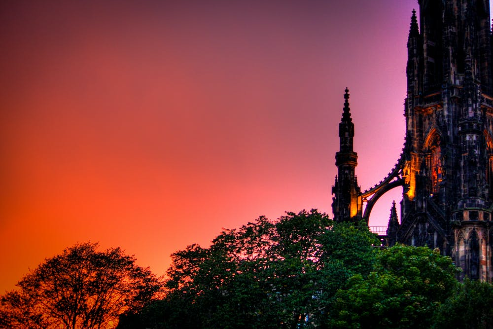 Scott Monument Edinburgh ChrisA1995 CC BY SA