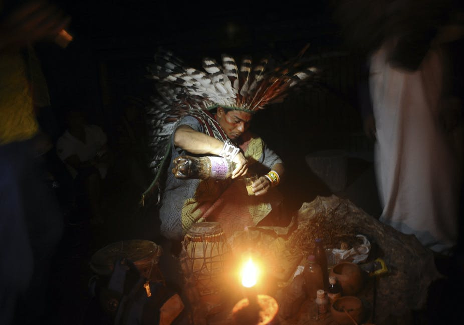 Can Ayahuasca, the 'sacred plant' of the Amazon, help addiction and