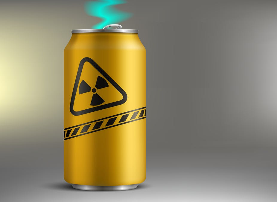 Articles On Energy Drinks Effects